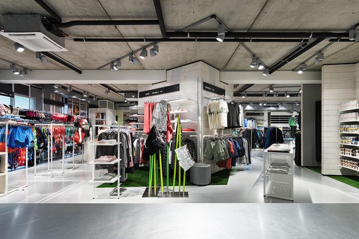 Sport schwab store by konrad knoblauch ellwangen for Design shop deutschland