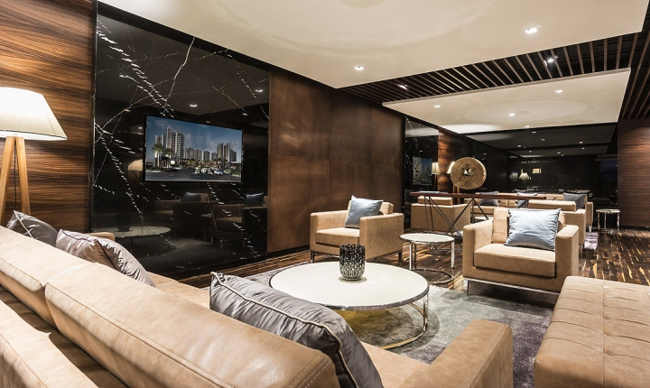 Superluxe Lounge by The Blue Leaves Design e88530cb5cf