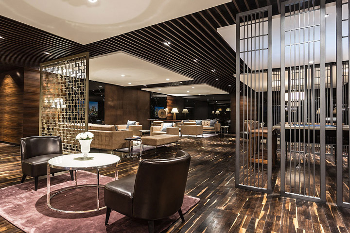 187 Superluxe Lounge By The Blue Leaves Design New Delhi