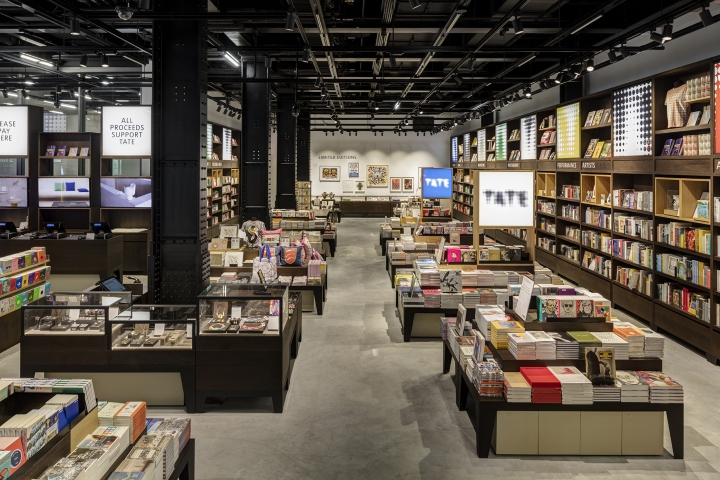 tate modern shop extension by uxus uk 187 retail design
