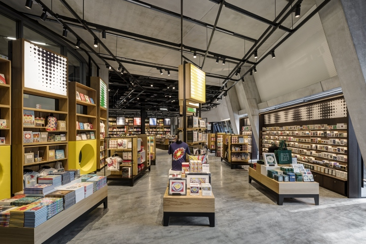 Tate Modern Shop Extension By UXUS London UK Retail Design Blog