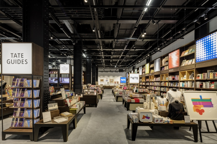 Tate Modern Shop Extension By UXUS London UK