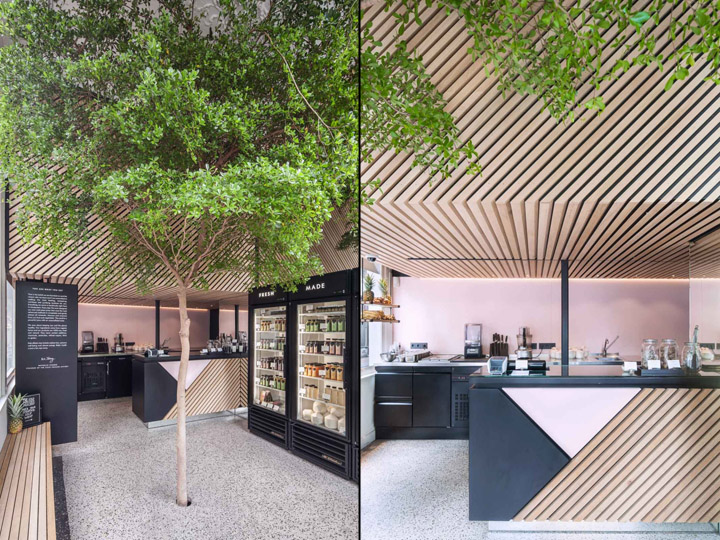 187 The Cold Pressed Juicery By Standard Studio Amsterdam