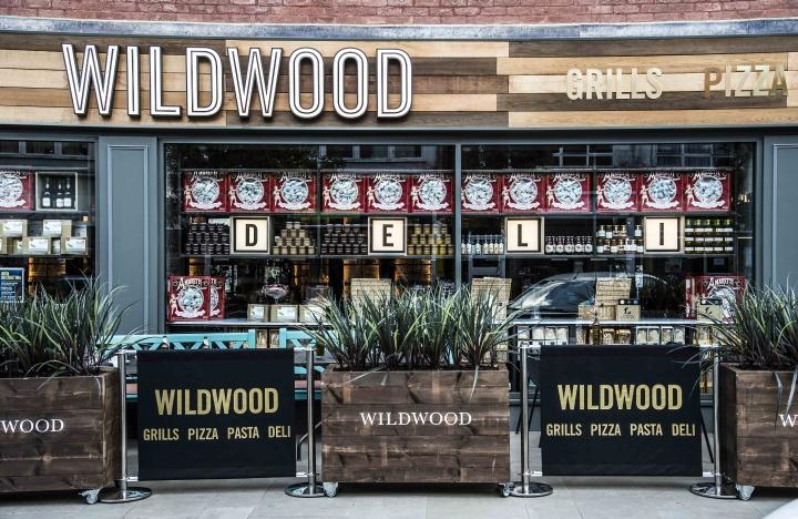 187 Wildwood Restaurant By Design Command Letchworth Garden