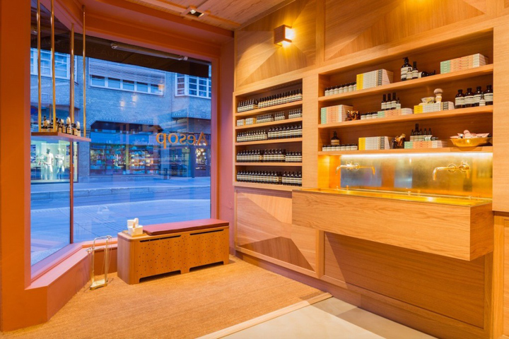 On Tuesday June 21 Aesop Opened Its Second Norwegian Signature Store In The Vibrant Retail And Residential District Of Majorstuen Oslo