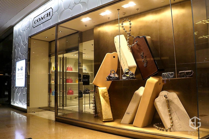 Coach – Hangtags windows 2016 by Booma Group, Worldwide ... Coach Store Display