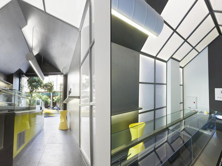 Golden Ratio Showroom Athens Greece Retail Design Blog