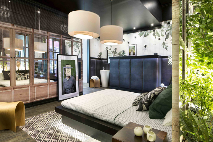 hp s haute printing by egue y seta at casa decor 2016 madrid spain retail design blog. Black Bedroom Furniture Sets. Home Design Ideas