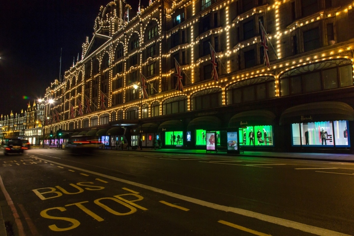 187 Harrods Summer Of Sport Window Installation By Sfd