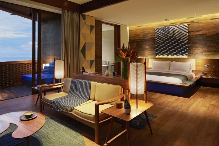 Katamama boutique hotel seminyak bali indonesia for Hip hotels bali