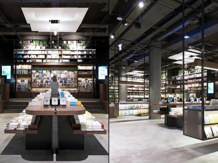 Kyobo book center seoul time