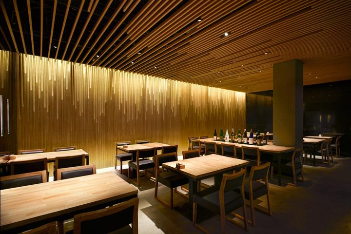 Manzo liang ma qiao restaurant by tsutsumi associates
