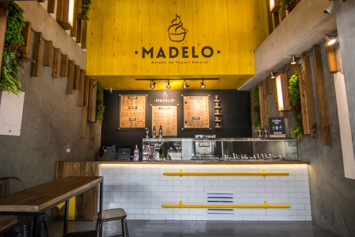 187 Madelo Frozen Yogurt Shop By Blaster Medell 237 N Colombia