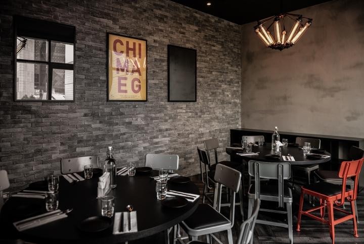 187 Mini K Restaurant By Ontology Studio Taipei Taiwan