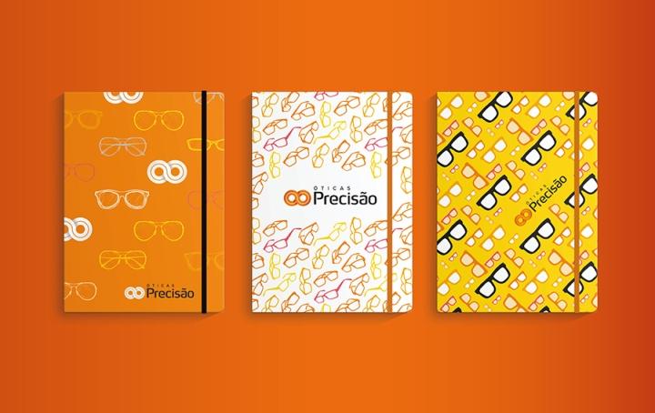 638ec8ddd1df9 Óticas Precisão store by Design Novarejo