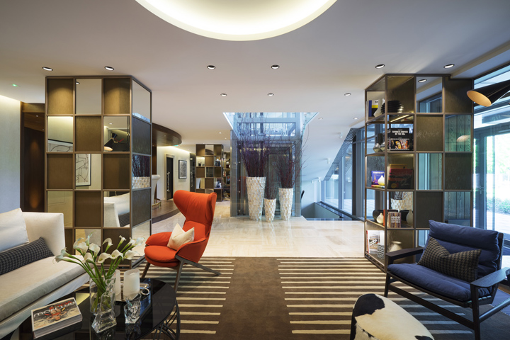 Park Apartments By Katz Interiors Jurmala Latvia