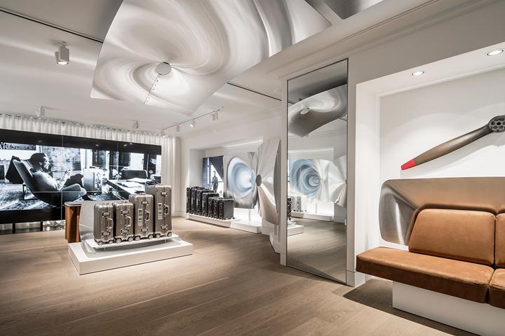 Rimowa concept store, London – UK