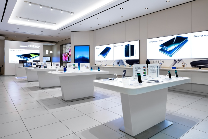 187 Samsung Store At Sherway Gardens By Cutler Toronto Canada