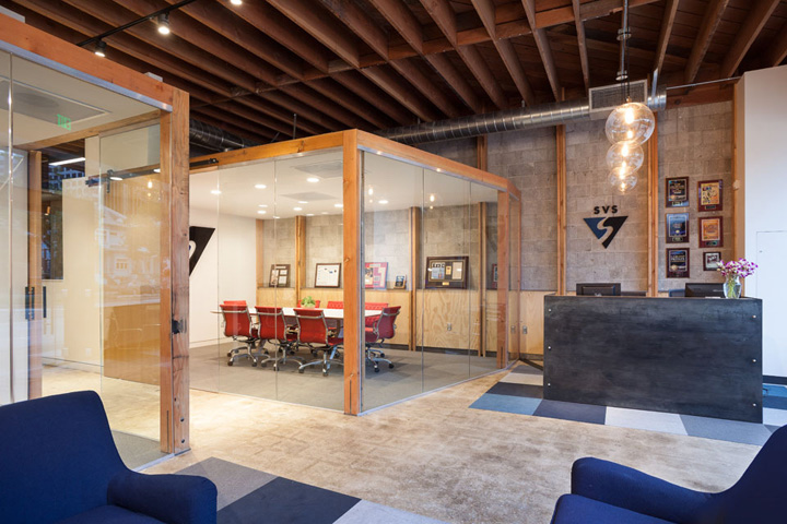 Silicon Valley Staffing Group Offices By Kava Massih Architects - Kawa-sexy-bathroom-furniture-by-karim-rashid