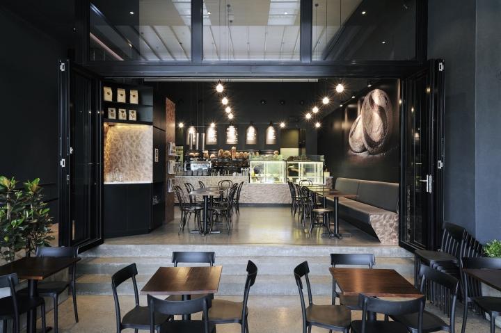 Sonoma Cafe Woollahra By U I Building Studio Sydney