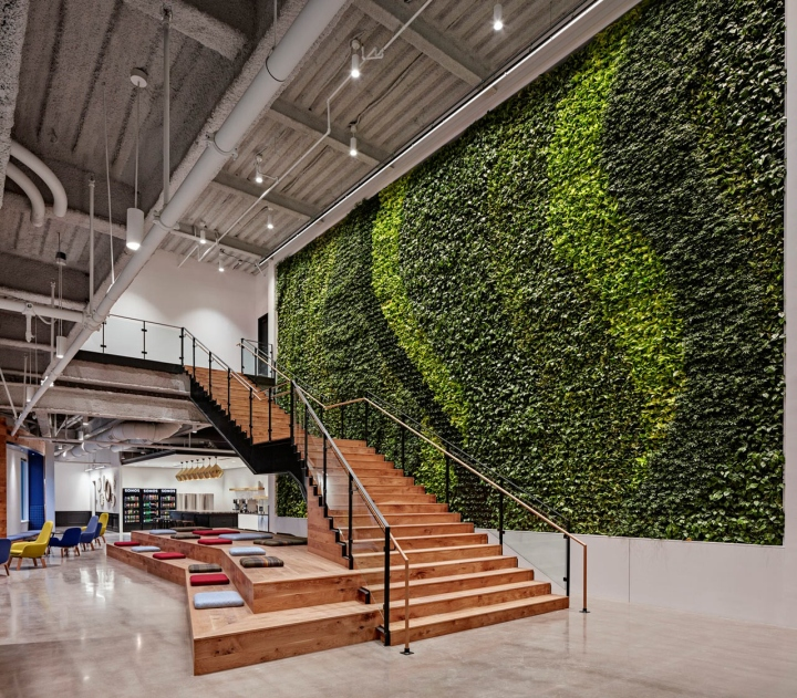 Sonos Offices By Ia Interior Architects Boston Massachusetts Retail Design Blog