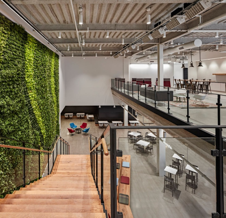 Sonos Offices By IA Interior Architects Boston Massachusetts