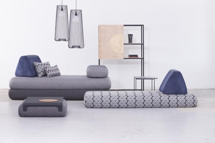 Urban Nomad Sofa System By Hannabi 187 Retail Design Blog
