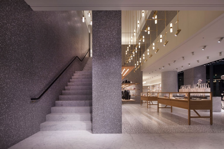187 Valentino Flagship Store By David Chipperfield