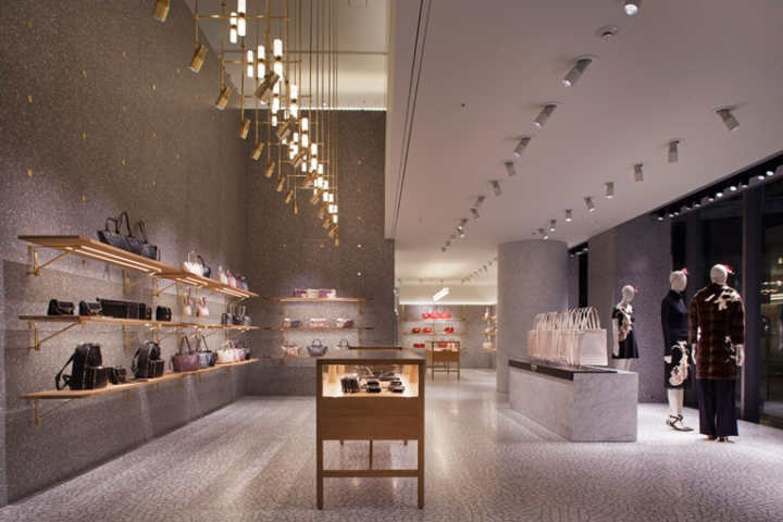 » Valentino Flagship Store By David Chipperfield Architects, Tokyo U2013 Japan