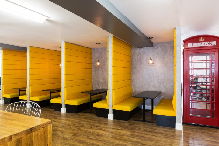 Worldstores Office By Thirdway Interiors London Uk