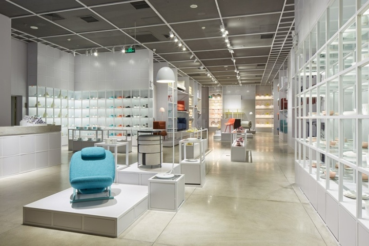 Zaozuo Showroom By Nichetto Studio Beijing China Retail Design Blog