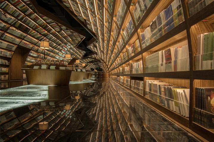Zhongshuge Bookstore By Xl Muse Yangzhou China
