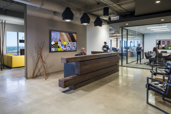 22squareds Office By Associated Space Design Tampa Florida
