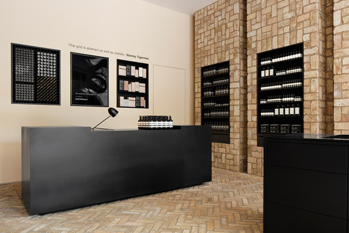 Aesop Store By Norman Kelley Chicago Illinois