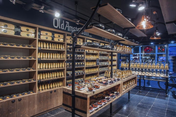 Amsterdam cheese store retail design blog for Design amsterdam