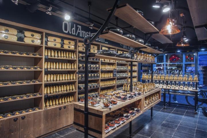 Amsterdam cheese store retail design blog for Design amsterdam