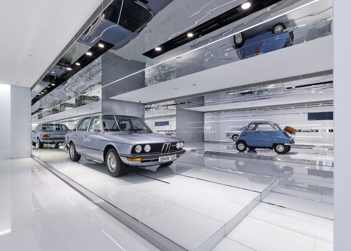 Bmw Museum By Crossboundaries Beijing China Retail Design Blog