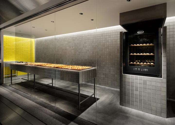 Bake Store By Yota Kakuda Sendai Japan 187 Retail Design Blog