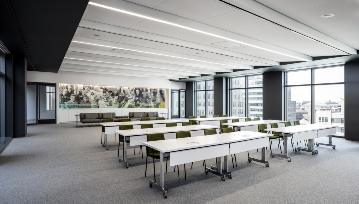 Biotronik offices by Ted Moudis Associates, New York City ...