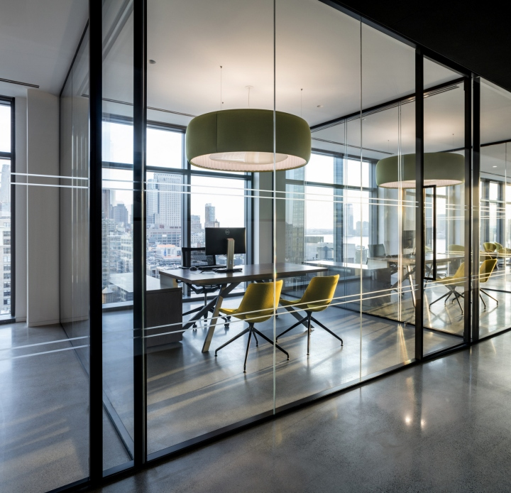 Biotronik offices by ted moudis associates new york city for Modern corporate office design