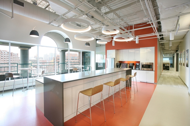 Blackbaud Offices By Fusion Design Consultants Cambridge Massachusetts