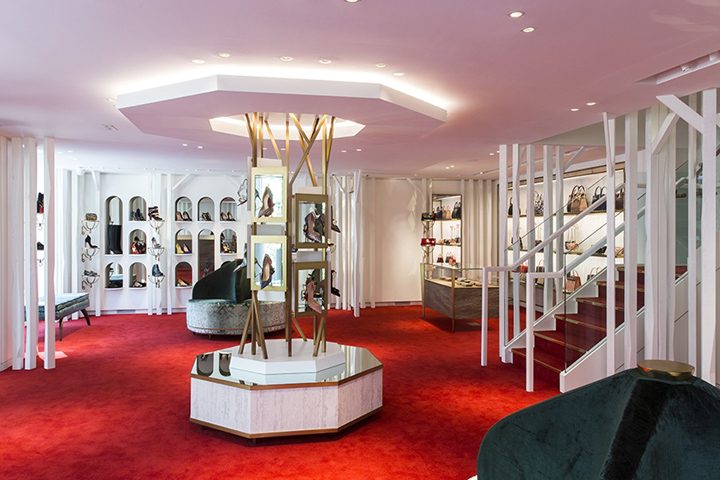 » Christian Louboutin store by Household, Toronto – Canada