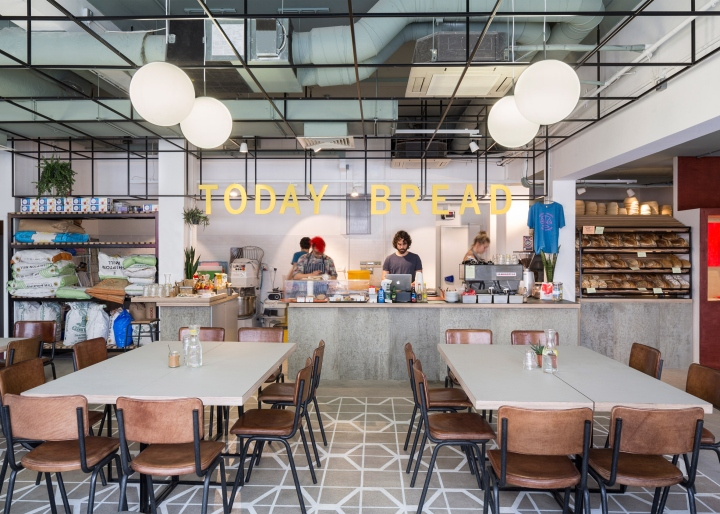 Co working and maker space by gort scott london uk for Space and co