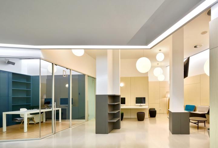 Dental Clinic By Padilla Nic 225 S Arquitectos Las Palmas