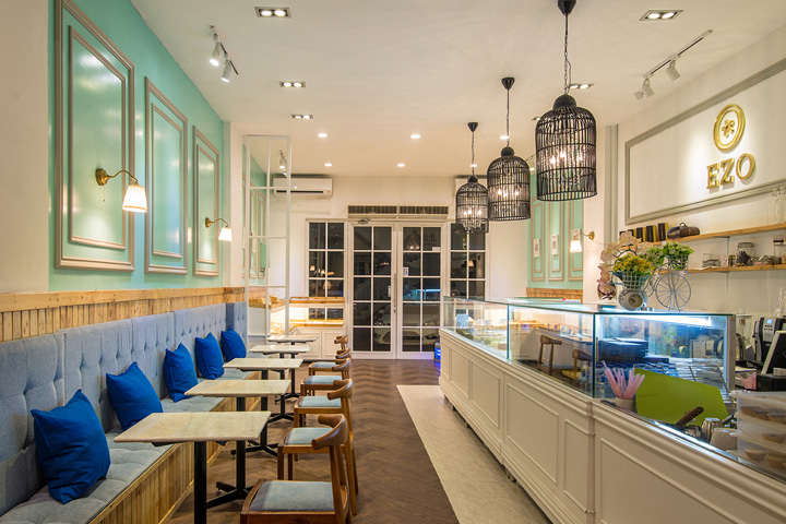 Bakery/hotels U0026 Restaurants/patisserie/spaces/store Design