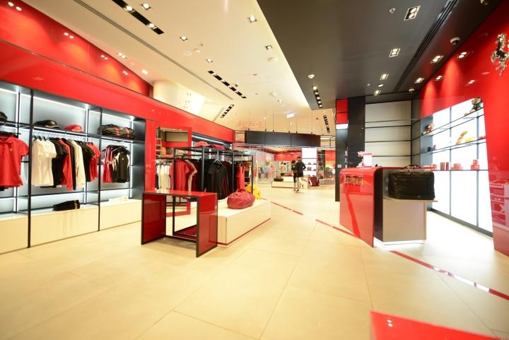 187 Ferrari Flagship Store By Massimo Iosa Ghini Studio