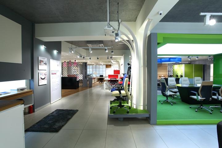 187 Godrej Interio B2b Store By Four Dimensions Pune India