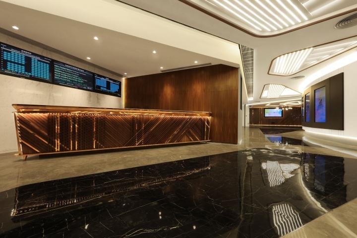 香港嘉禾电影院空间设计