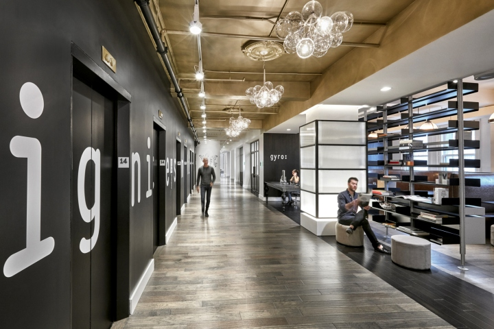 187 Gyro Offices By Voa New York City