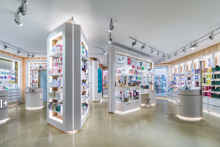 I Pharmacy By Marketing Jazz Spain Retail Design Blog